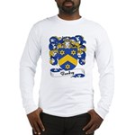 Baudry Family Crest Long Sleeve T-Shirt