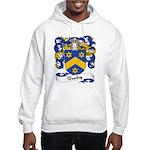 Baudry Family Crest Hooded Sweatshirt