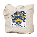 Baudry Family Crest Tote Bag