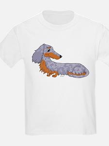 Blue Dapple Dachshund T-Shirt