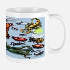 Cute Bug collecting Mug