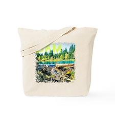 Beaver Dam! Tote Bag