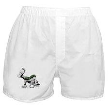 Rock Pose Boxer Shorts