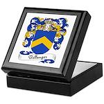 Bellanger Family Crest Keepsake Box