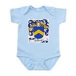 Bellanger Family Crest Infant Creeper