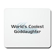 WC Goddaughter Mousepad