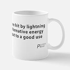 Political Haiku - Alternative Energy Mug
