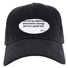 Political Haiku - Alternative Energy Baseball Hat