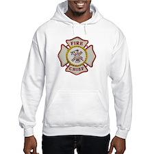 Fire Chief Property Hoodie Sweatshirt