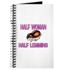 Half Woman Half Lemming Journal