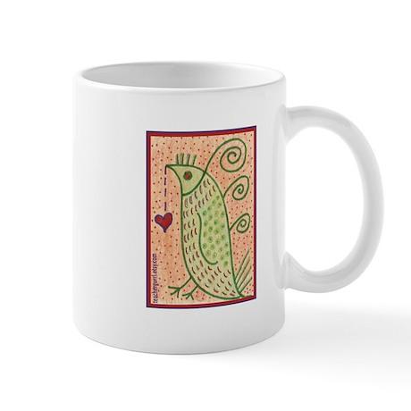 ACEO Love Bird Mug