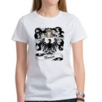Benoist Family Crest Women's T-Shirt