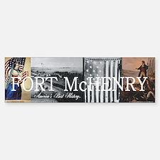 ABH Fort McHenry Sticker (Bumper)