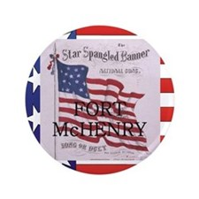 ABH Fort McHenry Button