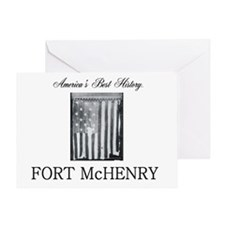 ABH Fort McHenry Greeting Card