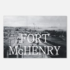 ABH Fort McHenry Postcards (Package of 8)