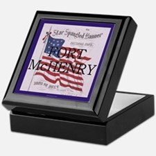 ABH Fort McHenry Keepsake Box