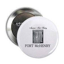 """ABH Fort McHenry 2.25"""" Button"""