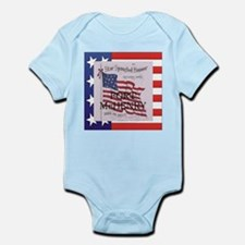 ABH Fort McHenry Infant Bodysuit