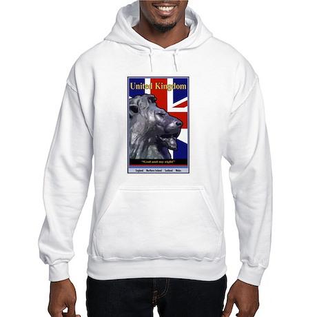 United Kingdom Hooded Sweatshirt