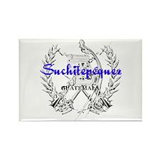 Suchitepequez Rectangle Magnet