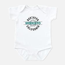 Modesto California Infant Bodysuit