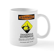 Dangerous Shorebreak Mug