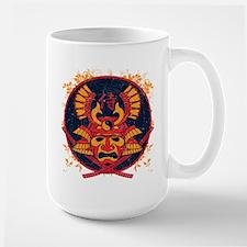 Samurai Stamp Mug