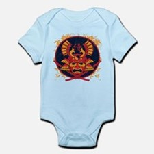 Samurai Stamp Infant Bodysuit