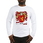 Bertin Family Crest Long Sleeve T-Shirt