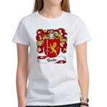 Bertin Family Crest Women's T-Shirt