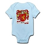 Bertin Family Crest Infant Creeper