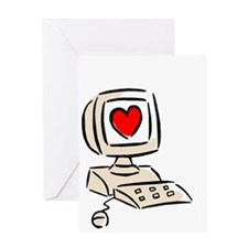 Online Love Greeting Card