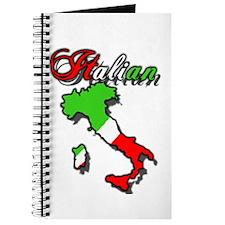 Cute Italian pride Journal