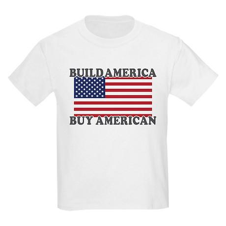 Buy American Kids Light T-Shirt