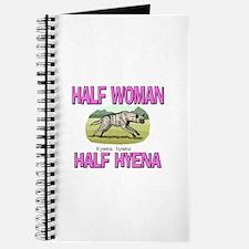 Half Woman Half Hyena Journal