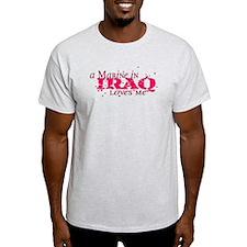 A Marine in Iraq T-Shirt