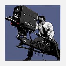 Cameraman Tile Coaster