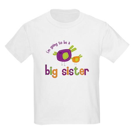 big sister t-shirts birdie Kids Light T-Shirt