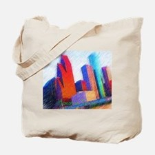 HOUSTON, TEXAS - ART Tote Bag