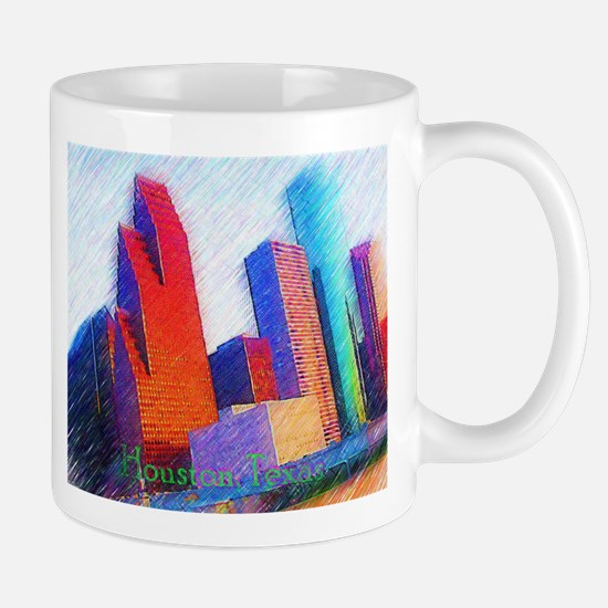 HOUSTON, TEXAS - ART Mug