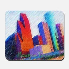 HOUSTON, TEXAS - ART Mousepad