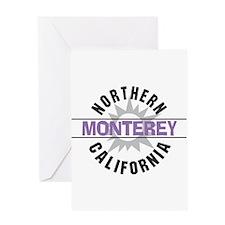 Monterey California Greeting Card