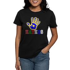 Hi Haters Dark T-Shirt