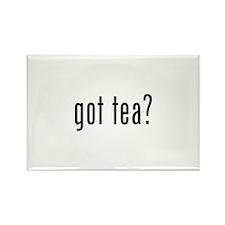 got tea? Rectangle Magnet (10 pack)