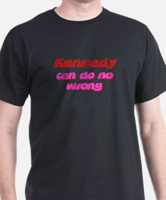 Kennedy Can Do No Wrong T-Shirt