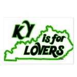 KY is for Lovers Postcards (Package of 8)