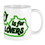 KY is for Lovers Mug
