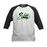KY is for Lovers Kids Baseball Jersey