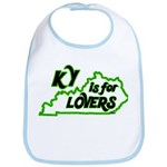 KY is for Lovers Bib